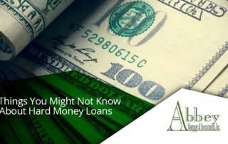 3 Things You Might Not Know About Hard Money Loans