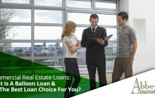 Commercial Real Estate Loans: What Is A Balloon Paymet