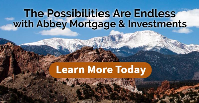 Denver real estate Investment Property Mortgage