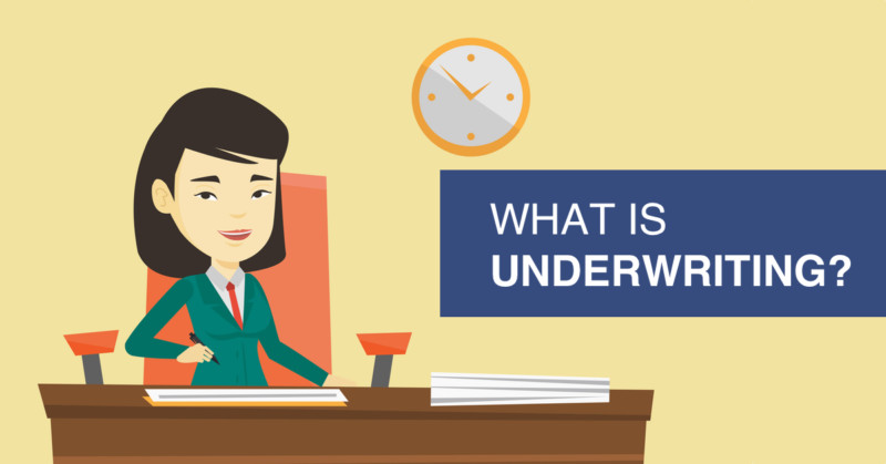 mortgage underwriting real estate investing underwriting
