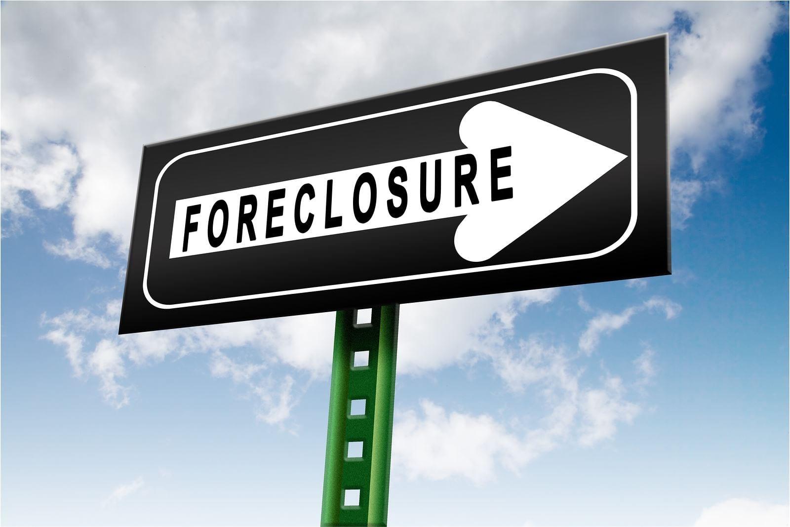 pre foreclosure investing